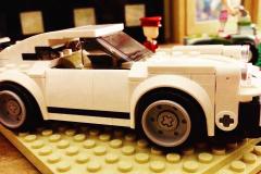 Porsche by Lego